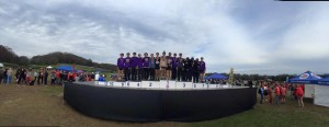 Christian Brothers Men Cross Country Team gets runner up